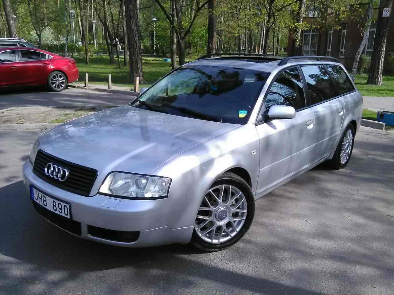 Продается Audi A6 2.5 TDI Quattro