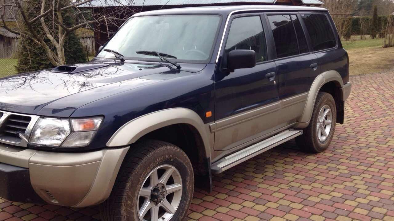 Продается Nissan Patrol SAFARI 4x4