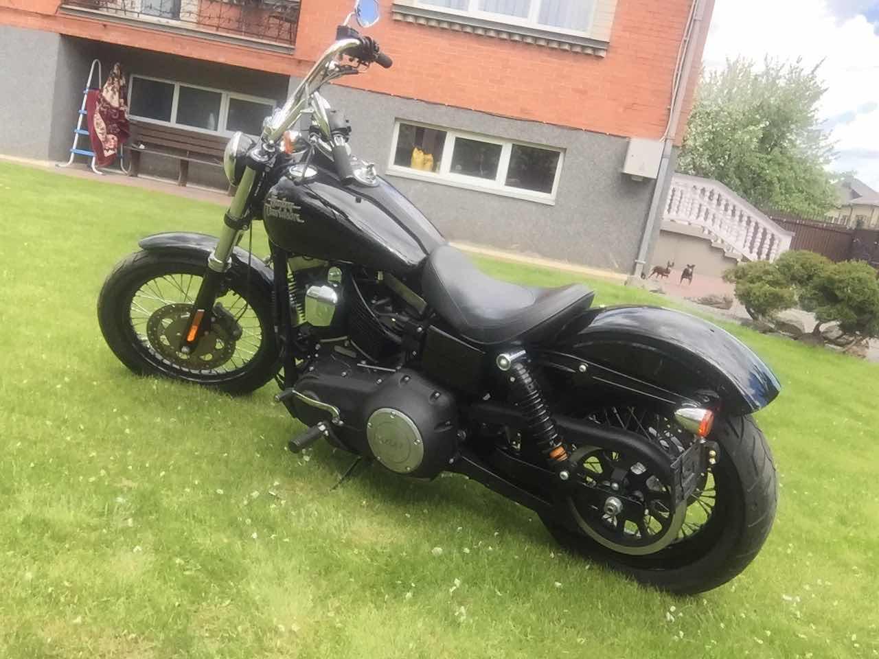 Продается Harley-Davidson Motor Dyna