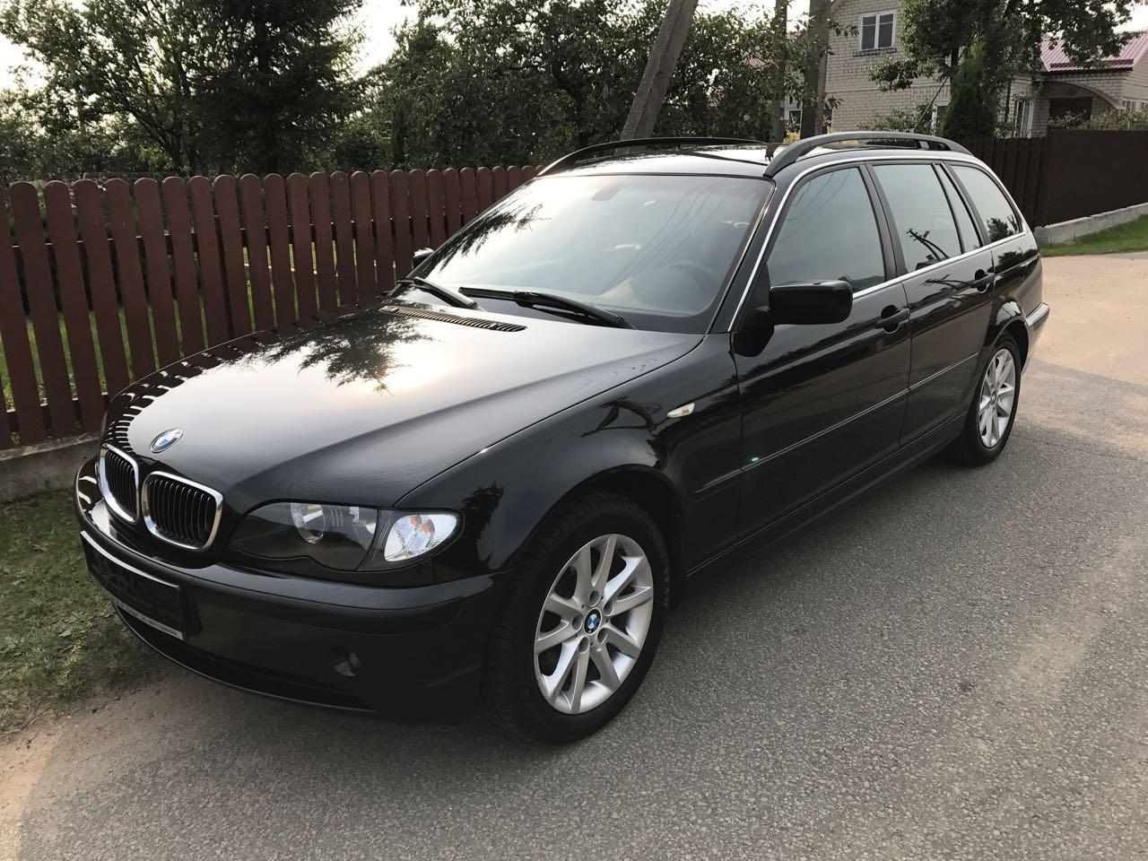 BMW 320D E46 Exclusive 6-cт.МЕХ
