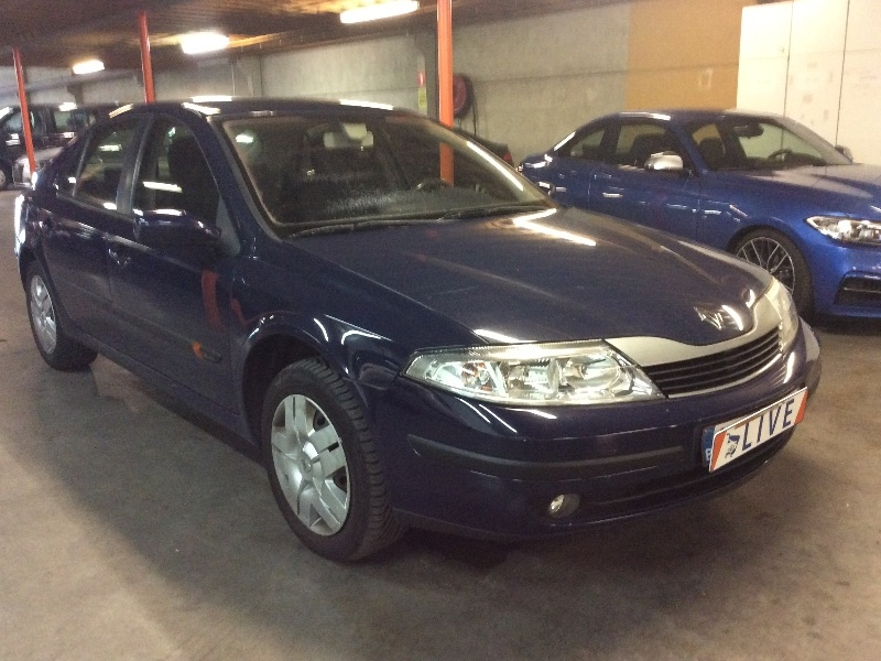 Renault Laguna 1.9 dCi Diesel Authentique АКПП 2003 г.