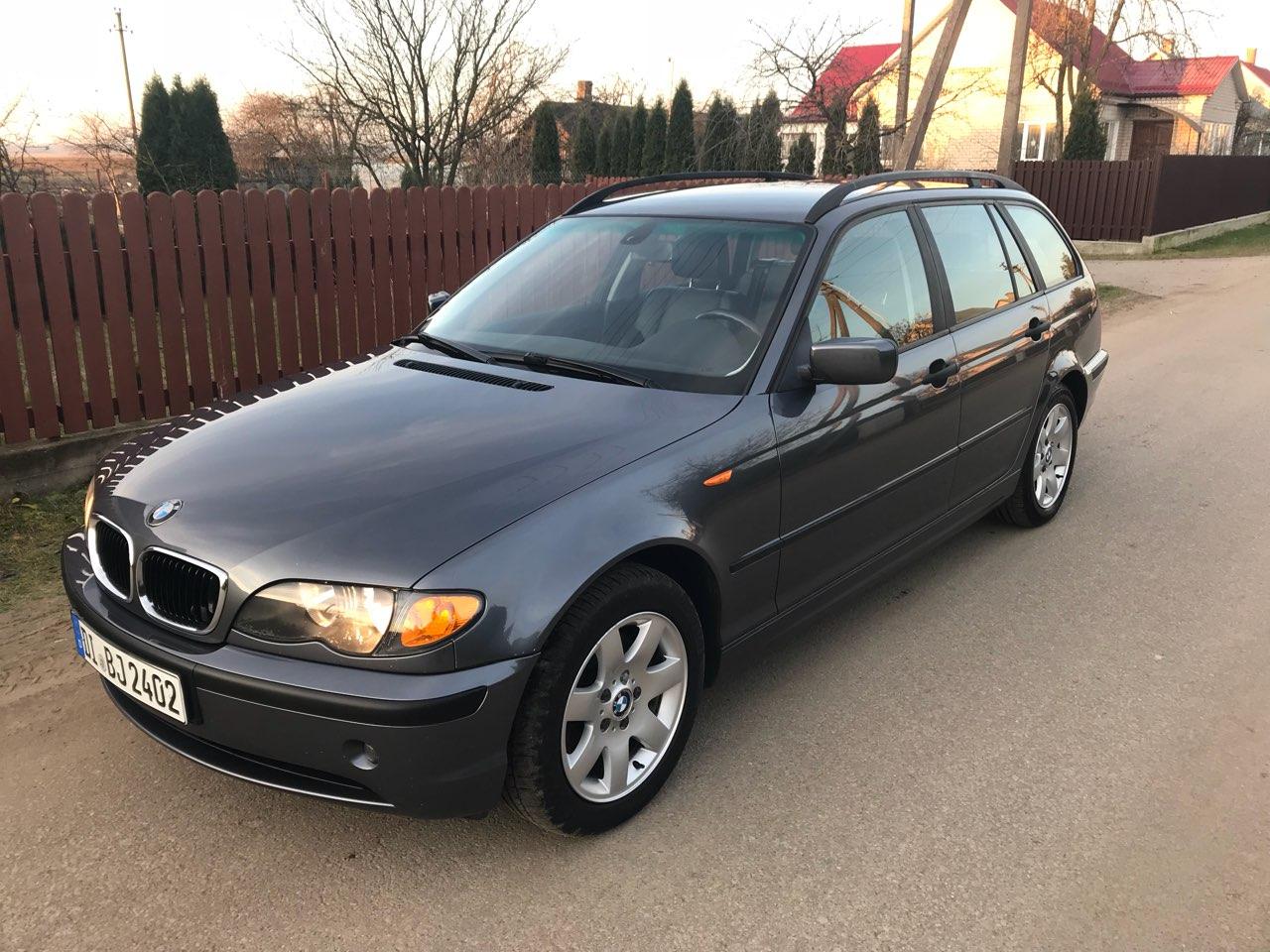 BMW 3ER 320D E46