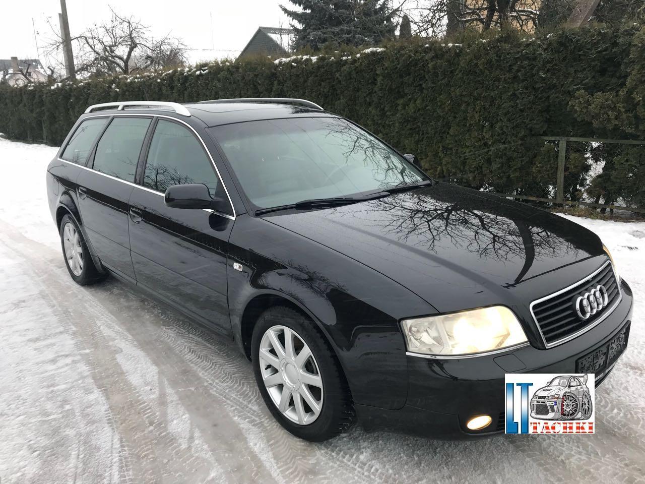 Audi A6 2.5 V6 TDI