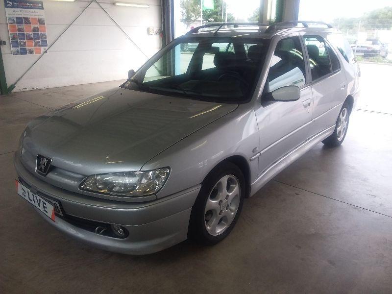 Peugeot 306 Break 2.0 HDi 2002 г.