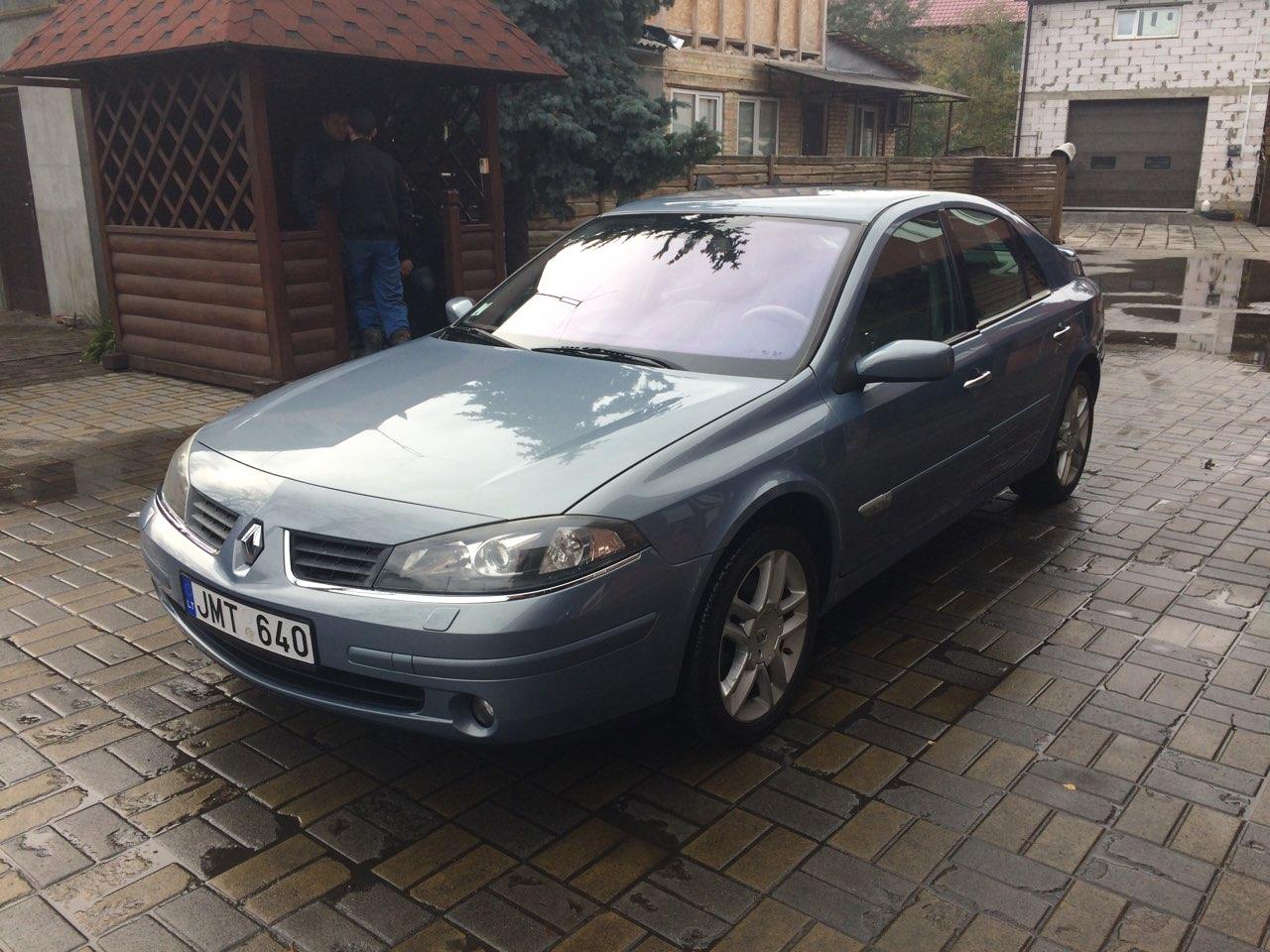 Renault Laguna 1.9 dCi Diesel