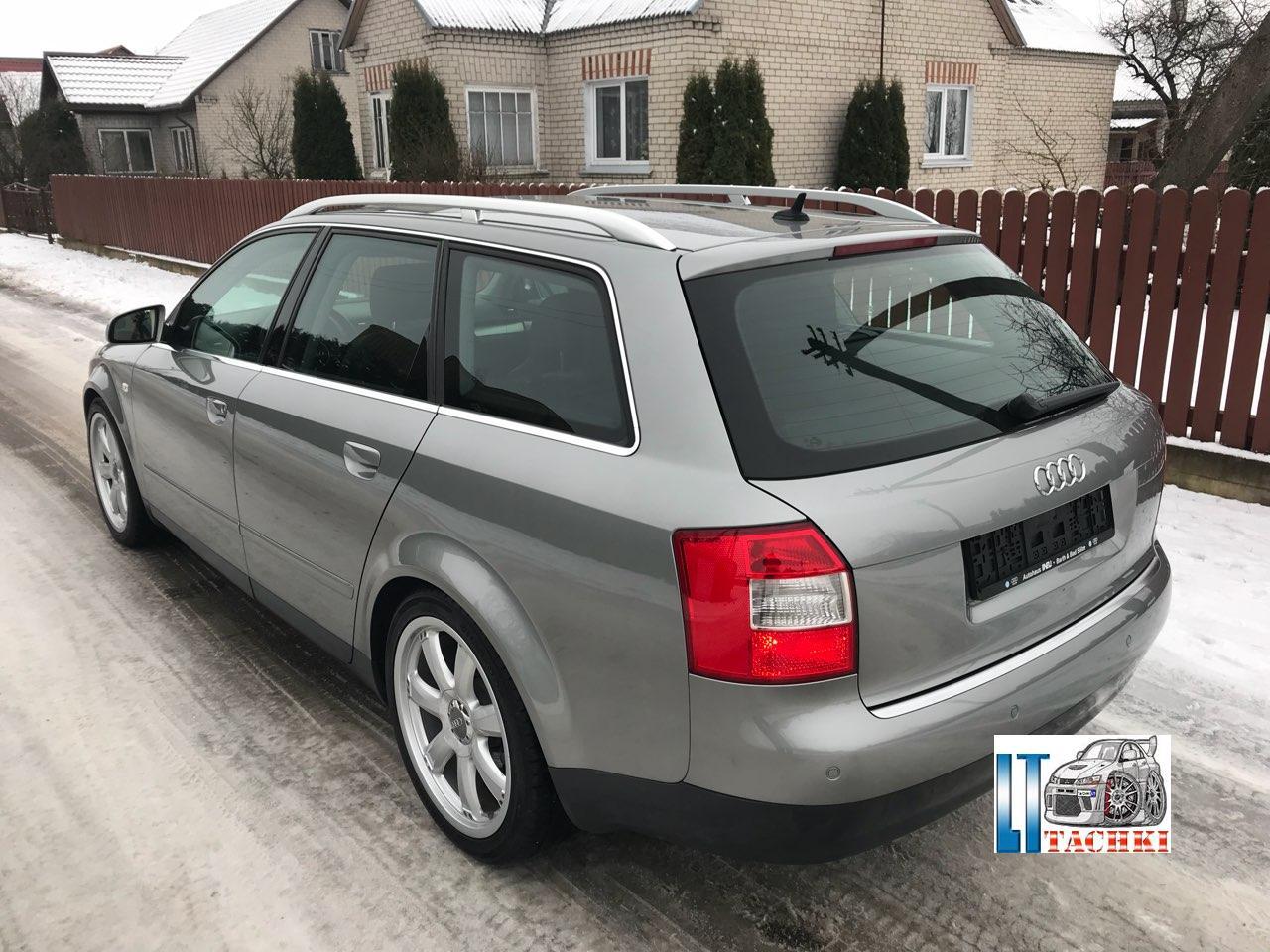 Audi A4 2.5 V6 TDI Quattro