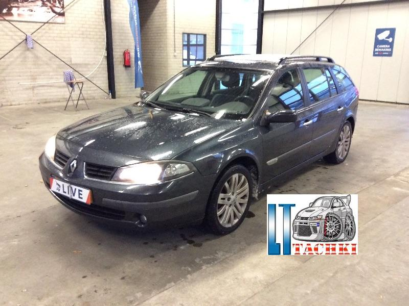 Renault Laguna 1.9 dCi, 96 kW / 130 HP Authentique, 02/2006