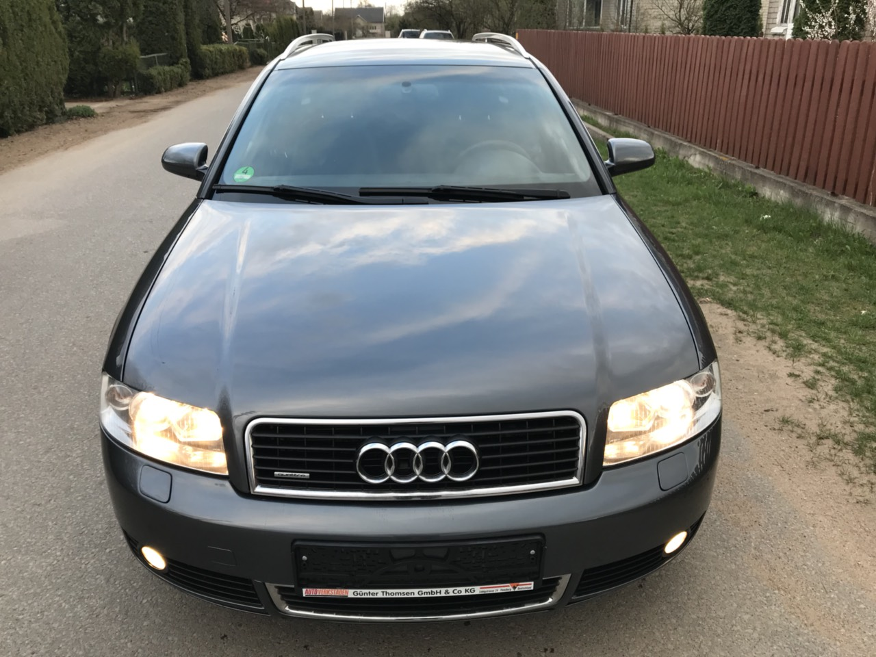 Audi A4, 2.5