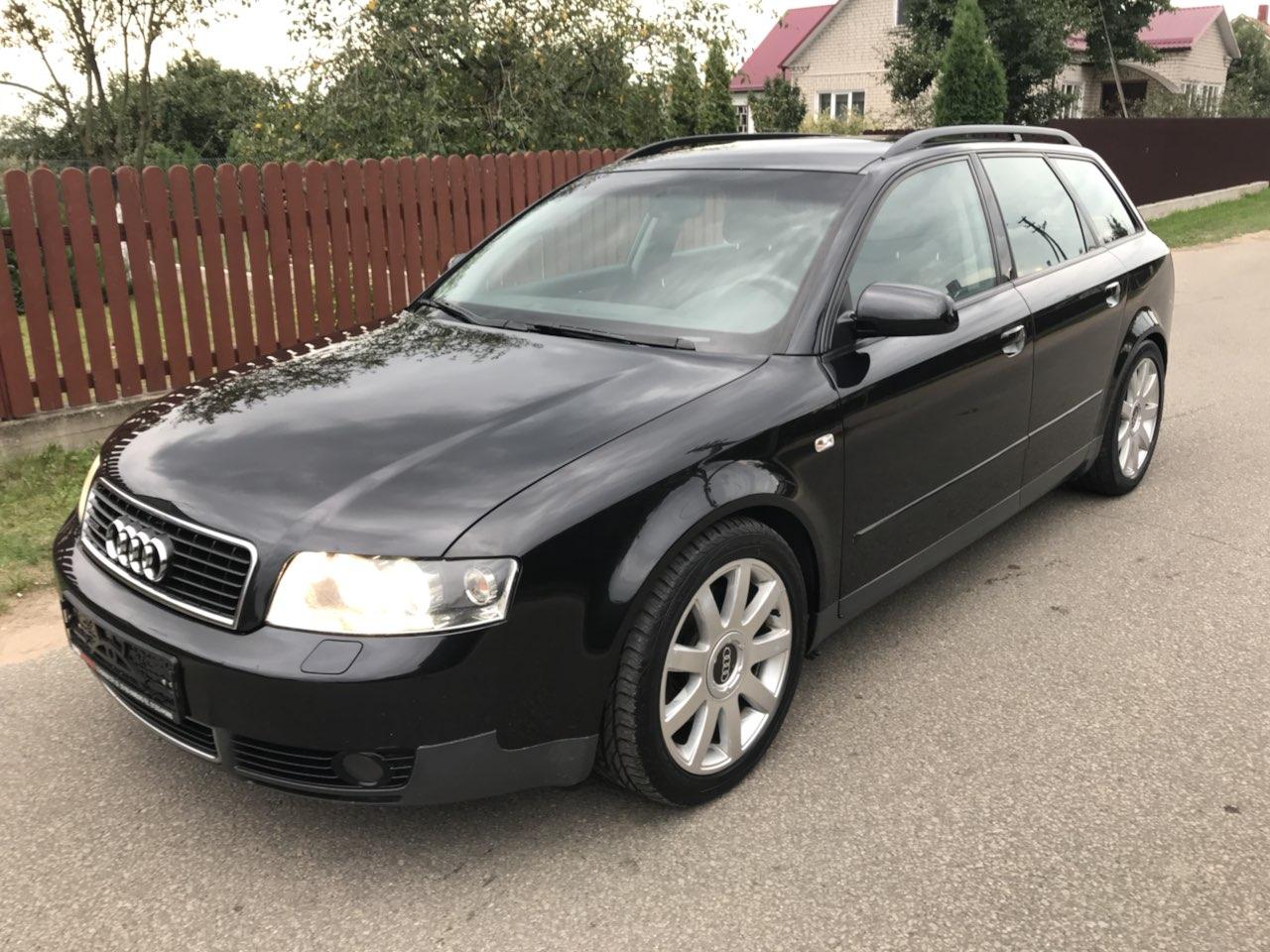 Audi A4 2.5