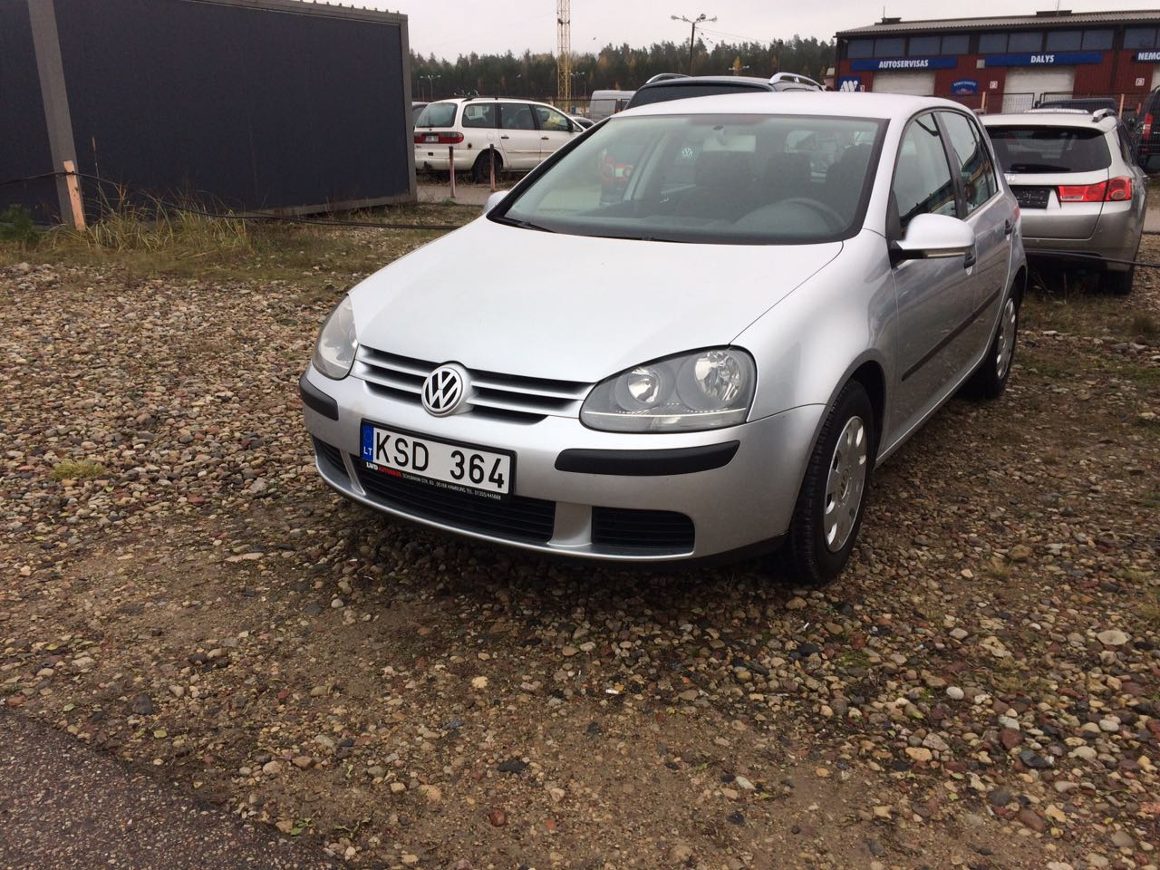 Volkswagen - Golf V