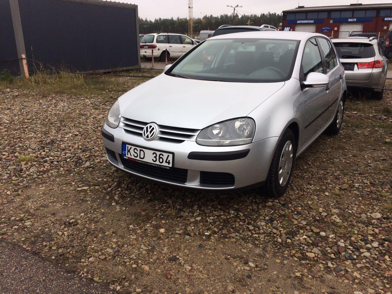 Volkswagen - Golf V