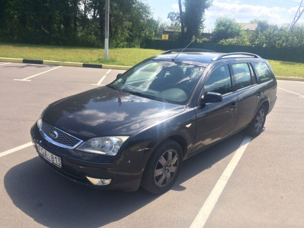 Ford Mondeo, 2.0