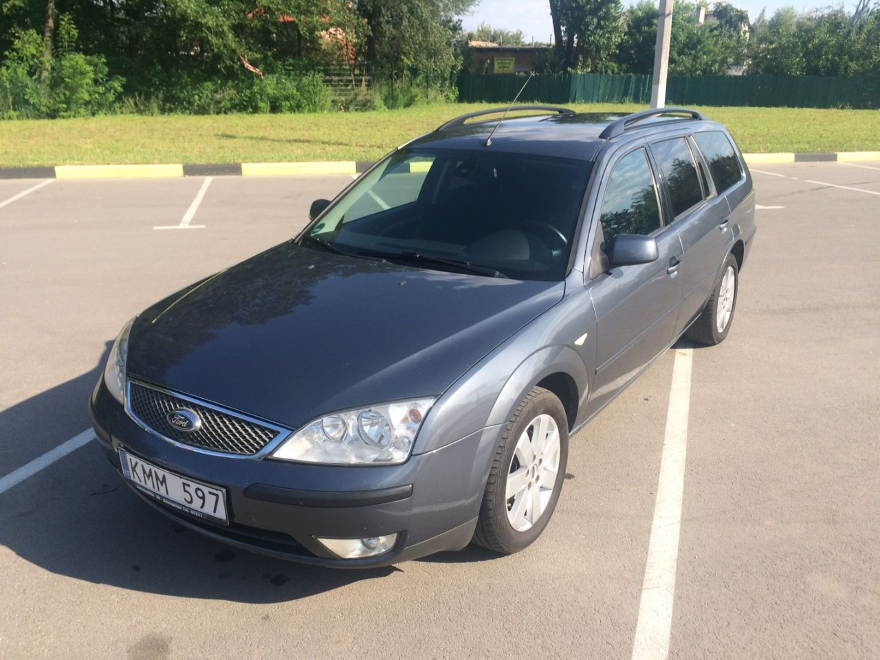 FORD MONDEO 2.0D