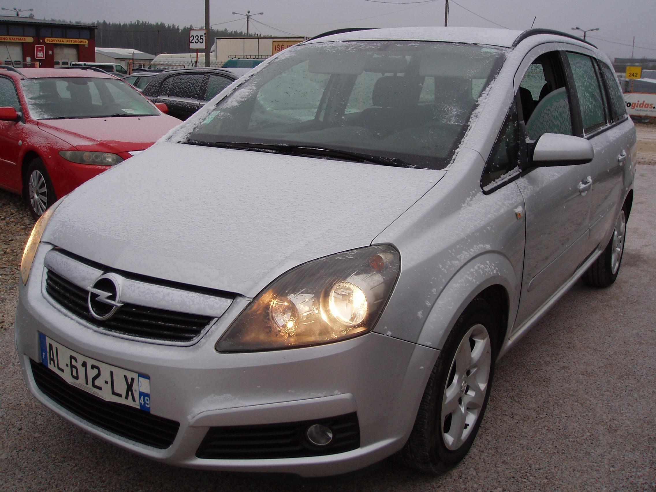 Opel Zafira 1.9 CDTi