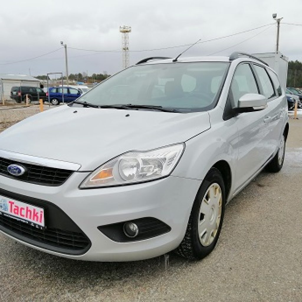 Ford Focus 1,6D