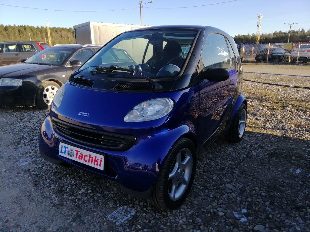 Smart City Coupe 0,6